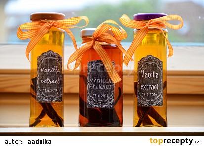 Vanilkový extrakt