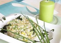 Zelená večeře s droždím