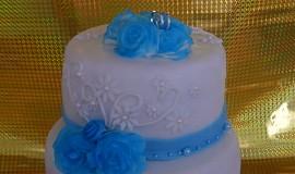1.Modrá svatba