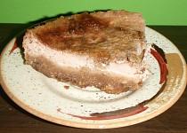 Bezlepkový perníkový koláč z ořechového krému Nutspread