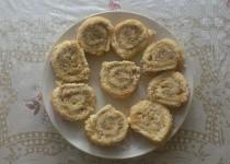 Blesková jablková roláda