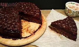Čokoládový dort - nepečený