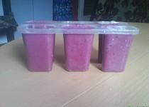 Domácí ovocné ledňáčky