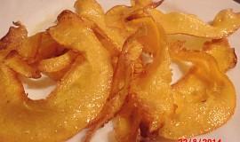 Dýňové chipsy