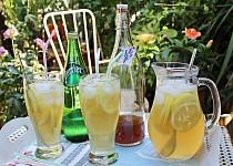 Levandulová limonáda s medem