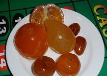 Kandované ovoce, Mostarda - ovocná hořčice (Mostarda di Cremona )