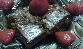 Mramorové čokoládové kostky
