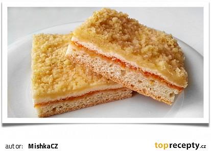 Šmakounův meruňkový koláč