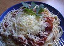 Špagety z Florencie