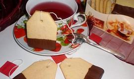 """Sušenky k čaji """"Čajový sáček"""""""
