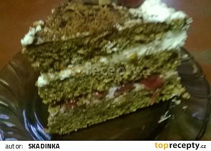 Višňový  dort