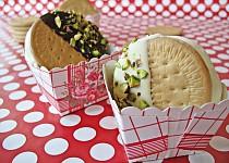 Zmrzlinové sendviče
