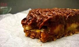 Datlový nepečený koláč