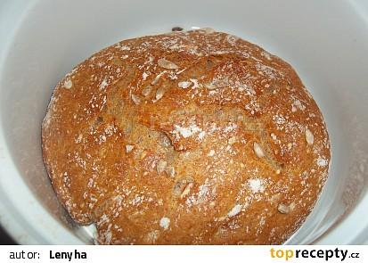 Domácí chléb z trouby