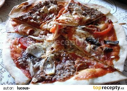 Domácí pizza na 6x
