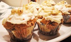Dýňové cupcaky
