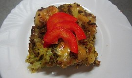 Gnocchi s brokolicí a mletým masem