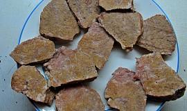 Kadlíkovy řízky z vemínka