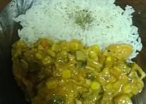 Kuřecí prsíčka se zeleninou