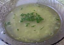 Kuskusová polévka - rychlá, jednoduchá