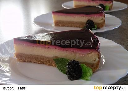 Náš tvarohový dort