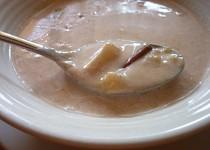 Ovocná polévka Rambulice