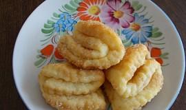 Překládané sladké mušle