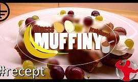 Proteinové FITNESS Muffiny