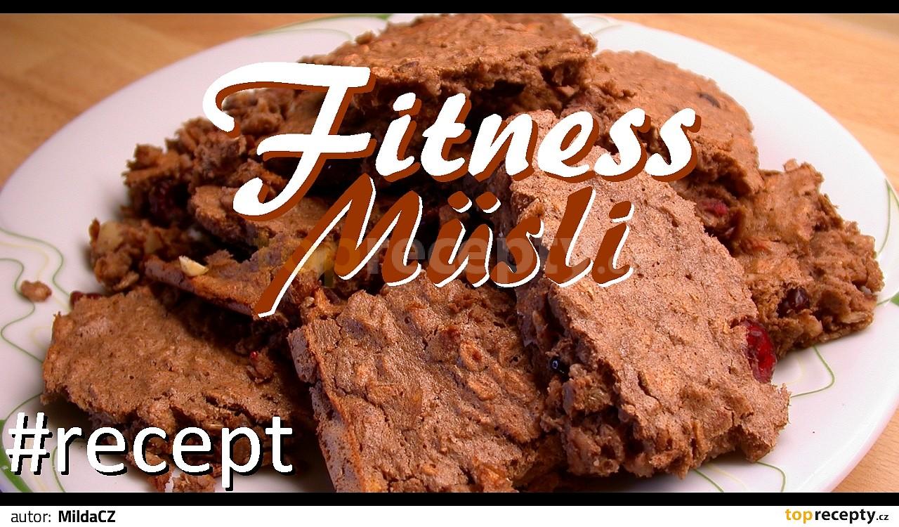 protein musli recept