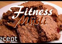 Proteinové FITNESS Musli