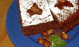 Hrnkový perník se švestkovou marmeládou