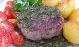 Sekaný biftek