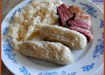 """Šišky """"klouzáky"""" ze syrových brambor"""