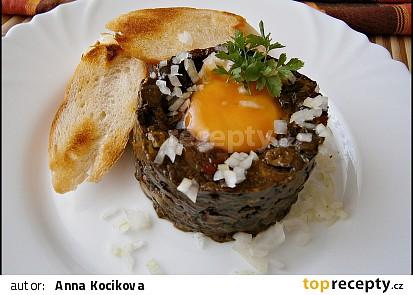 Tatarák z hub