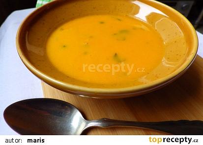 Dýňová polévka mistra kuchaře