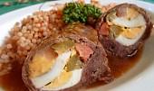 Hospodský španělský ptáček podle receptur teplých pokrmů