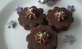 Kakaové květinky