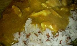Kuřecí nudličky asijské chuti