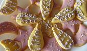 Levandulové cukroví