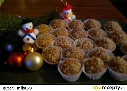 Medové kuličky-Marlenka