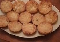 Muffiny se sýrem a anglickou slaninou
