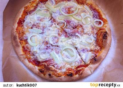 Nejlepší domácí pizza