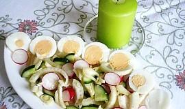 Salát z fenyklu