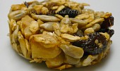 Slunečnicovo - ovesné sušenky