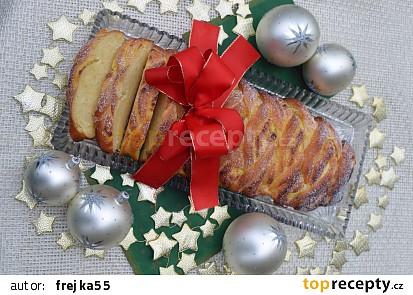 Vánočka bez pletení: Stačí nůžky!