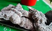 Vánoční Cukroví recept - ořechové tlapky