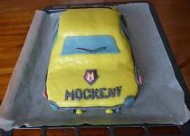 Auto na přání k narozeninám pro milovníka aut
