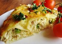 Cannelloni s celerem a nivou