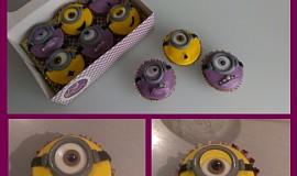 Cupcakes Mimoňi