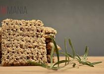 Domácí sušené krekry